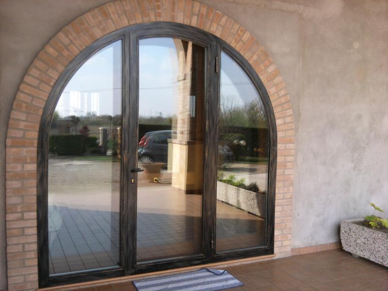 Serramenti vigonza padova venezia - Porte con arco ...
