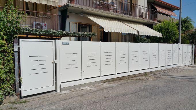 Cancelli Ferro In Provincia Di Padova E Venezia